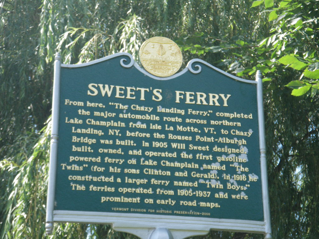 Sweets Ferry