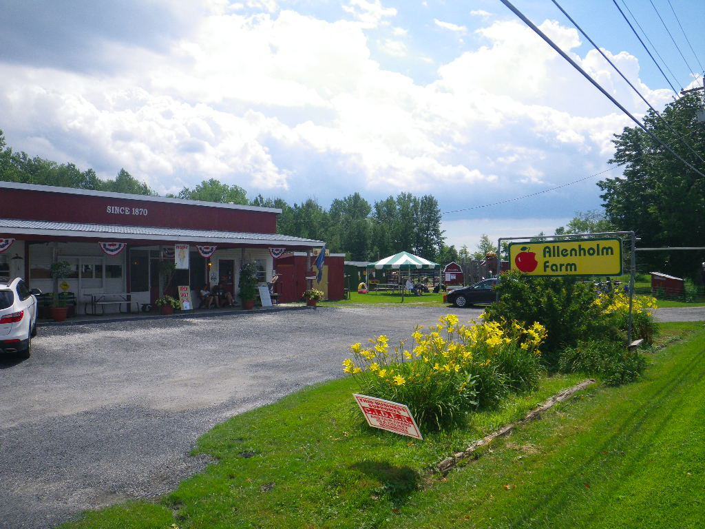 Allenholm Sign