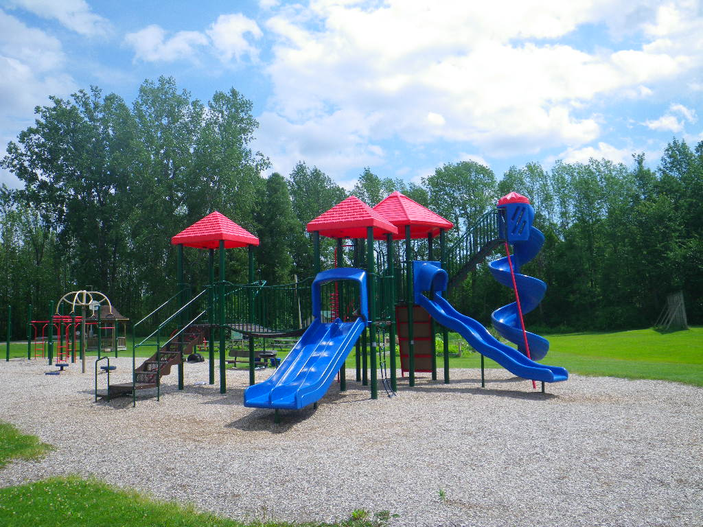 Folsom School playground